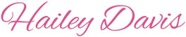 Hailey Signature