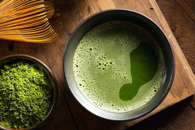 benefits of drinking matcha