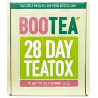 how to use bootea teatox
