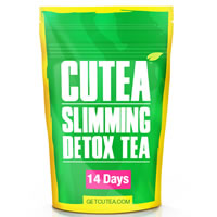 Cutea Slimming Detox Tea Review