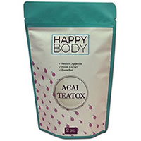 Happy Body Acai Teatox Review