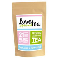 Love Superfood Tea Review