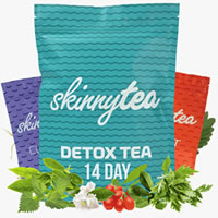 Skinny Tea Detox Tea 14 Day Review