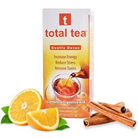 Total Tea Gentle Detox Review