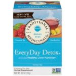 Traditional Medicinals EveryDay Detox Review