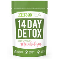 Zero Tea 14 Day Detox Tea Review